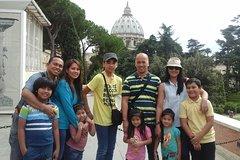 Family Friendly Semi-Private Vatican Tour including Sistine Chapel & Saint Peter