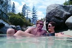 Imagen Hanmer Springs Thermal Pools and Jet Boat Day Trip from Christchurch
