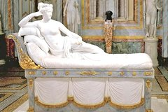 Skip-the-line Borghese Gallery Gardens & Bernini Masterworks Guided Tour in Rome