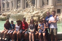 Rome Highlights Private Tour for Kids & Families w Trevi Pantheon &