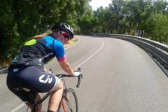 Road Cycling in Madrid