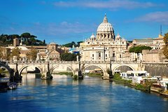 Rome Sightseeing Tour with Private Driver