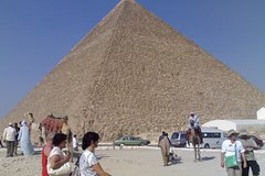 Private Tour: Cairo Full Day Tour from Cairo Airport Private Car Transfers