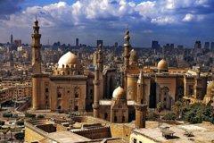 Ver la ciudad,Recorrido por el Cairo copto