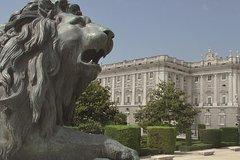 Imagen Recorrido panorámico por Madrid con entrada al Palacio Real