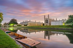 Imagen Chauffeured Punting Tour in Cambridge