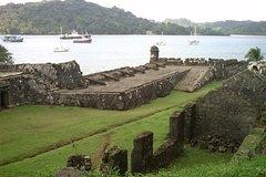 Ver la ciudad,Tours temáticos,Tours históricos y culturales,Excursión a Lago Gatún,Fuerte de Portobello