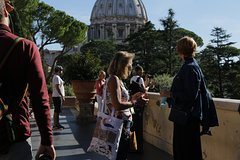 Early Vatican Semi-Private Tour