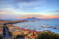 Sorrento and The National Archaeological Museum with Guide -skip the line