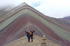 Imagen Full day: Trek to Rainbow Mountain from Cusco