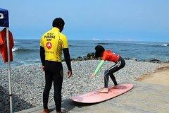 Imagen Surf Lesson plus Bike Rental in Lima