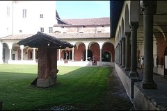 Abbazia Santa Maria di Morimondo Cloister Entrance Ticket