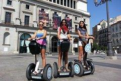Imagen Fun segway tour around Madrid 1h