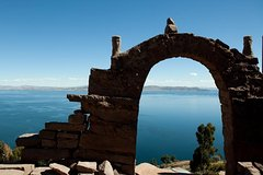 Imagen Full day: Lake Titicaca Uros and Taquile from Puno