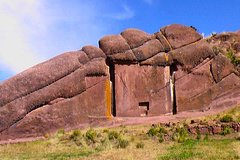 Imagen Private Tour to Amaru Muru: A Gateway to the Lands of the Gods