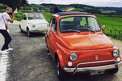 Fiat 500 tour in Maremma