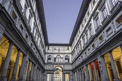 Walking and Uffizi private tour