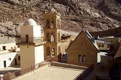 Excursions,Full-day excursions,Excursion to St Catherine Monastery