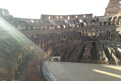 Exclusive Private Colosseum, Roman Forum & Palatine Guided Tour