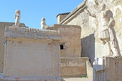 Fast Access Exclusive Private Ancient Pompeii Herculaneum & Oplontis Guided Tour