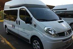 Imagen Transportation in Luxury Minivan in Cartagena