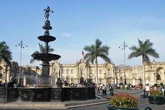 Imagen Private Tour: Historic Lima and Larco Museum