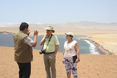 Imagen Private Tour: Full-Day Paracas Tour from Lima