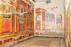Best of Vesuvius Ancient Cities: Pompeii Herculaneum & Oplontis tour in one day