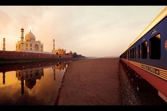 Same Day Agra Tour From Delhi by Train