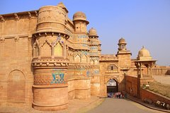 Experience Private Same Day Excursion To Gwalior Sightseeing with Transports