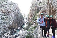 Imagen Caminito del Rey: Private Hiking Day Trip from Seville