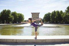 Imagen Outdoor Yoga in Madrid