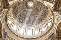 Skip-the-Line Vatican Sistine Chapel St Peter Basilica & Dome climb Private Tour