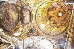 Jesuit Art Treasures in Rome Guided Tour including Church of Gesù & St