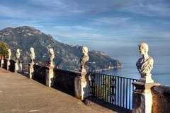 Villa Cimbrone in Ravello and Amalfi Coast