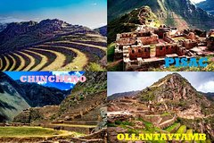 Imagen Cusco: Sacred Valley Full Day with visit tha artesanal market and 3 Incas City