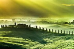 Photo Tour - Magical Light Photo Tours in the famous Val d'Orcia (Tuscany)