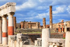 Pompeii & Vesuvius Full Day Guided Tour - departure from Sorrento