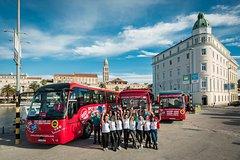 Ver la ciudad,Tour por Split,Palacio de Diocleciano