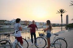 Imagen Sunset Guided Bike Tour in Seville