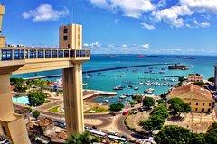 Ver la ciudad,Ver la ciudad,Tours de un día completo,Tours con guía privado,Especiales,Tour por Salvador de Bahía