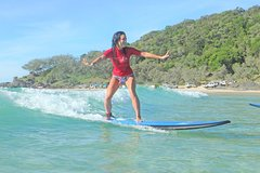 Imagen Rainbow Beach Surf Lesson Australia's Longest Wave 4X4 Adventure