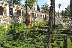 Imagen 1.5-Hour Tour of the Alcazar of Seville