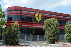 Italian Food and Museo Ferrari Small Group Tour from Florence Including Lun