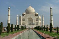 Same Day Taj Mahal Sunrise Tour from Delhi