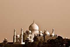 Same Day Agra Tour by India's Fastest Train