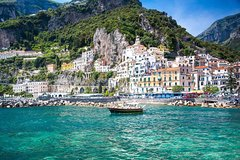 AMALFI BOAT TOUR WITH SNORKELING AND LUNCH