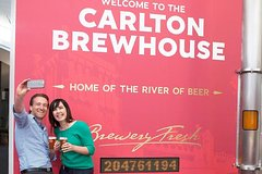Imagen Carlton Brewhouse Brewery Tour with Beer Tasting