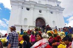 Ver la ciudad,Salir de la ciudad,Tours temáticos,Tours históricos y culturales,Excursiones de un día,Mercado de Chichicastenango