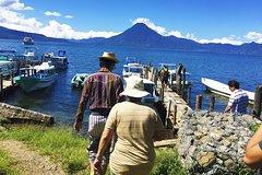 Salir de la ciudad,Actividades,Excursiones de un día,Actividades acuáticas,Excursión a Panajachel,Excursión a Lago Atitlán